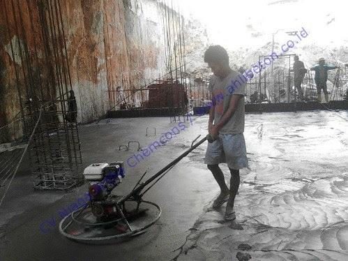 Floor Hardener untuk Gedung Perkantoran