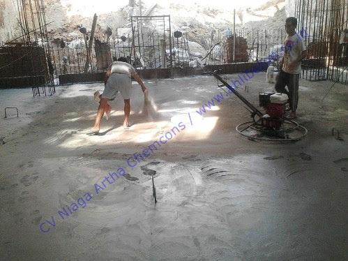 Floor Hardener untuk Lantai