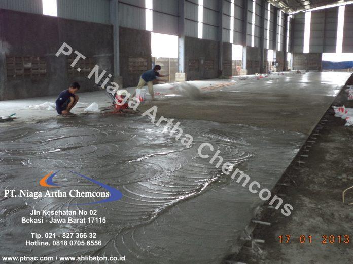 Merk Floor Hardener Bermutu