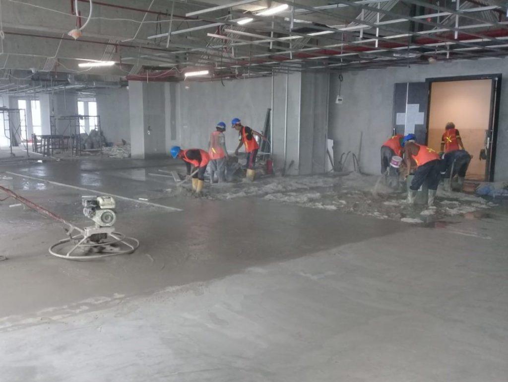 Lantai Floor Hardener Spesialis